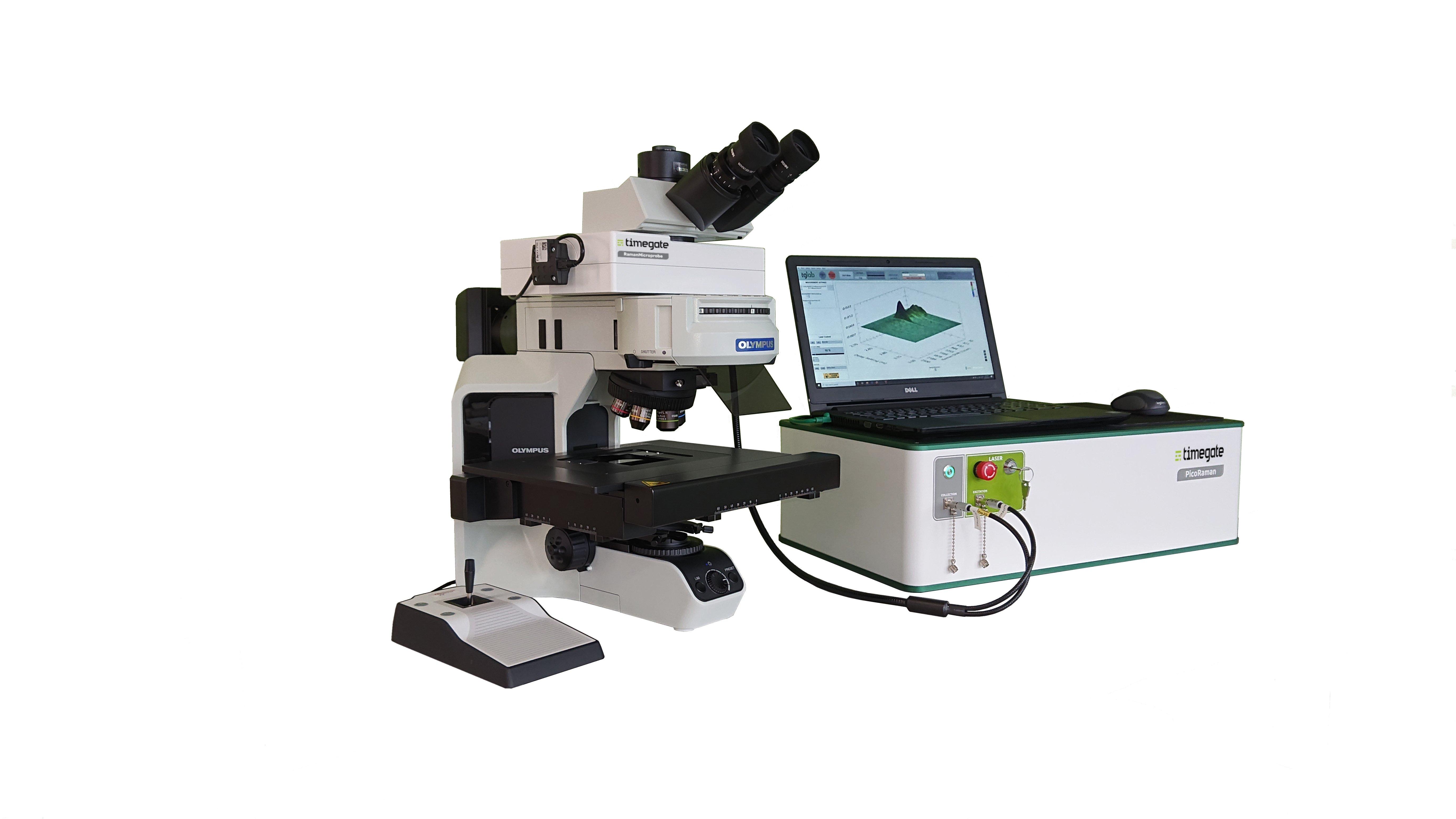 PicoRaman&RamanMicroscope
