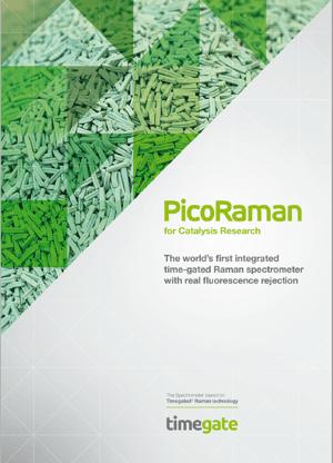 PicoRaman for Catalysis